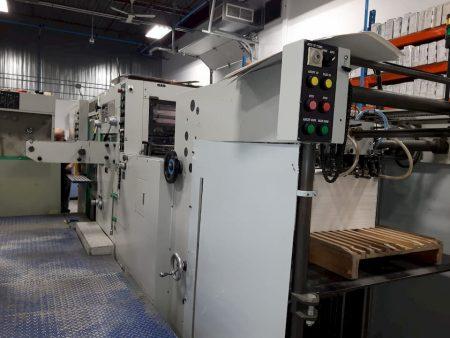 Automatic Foil Stamper SBL 1050SEF 40 inch