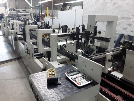 Bobst Domino 110M Folder Gluer 01