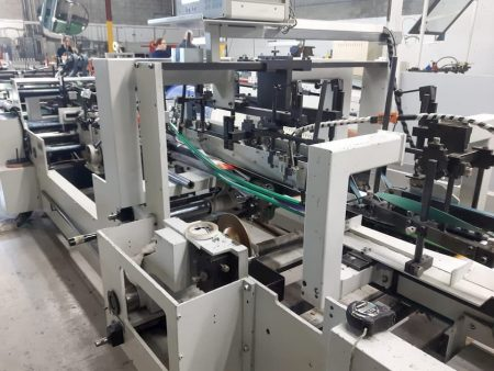 Bobst Domino 110M Folder Gluer 03
